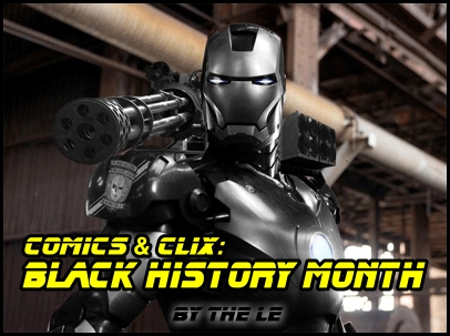 HeroClix Black History Month