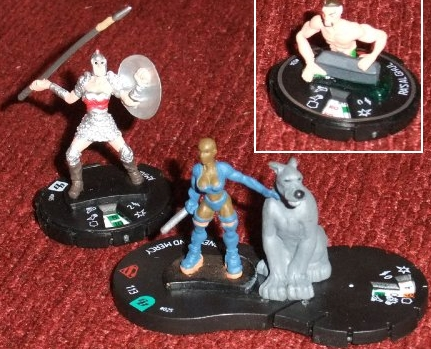 HeroClix Brave and the Bold Spoilers