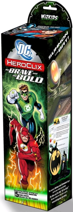 Brave and the Bold HeroClix