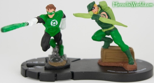 HeroClix Brave and the Bold