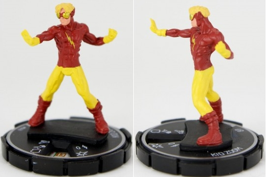 HeroClix Kid Flash