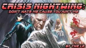 Crisis Nightwing Review HeroClix