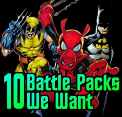 10 BAttle Packs