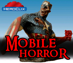 HeroClix World Mobile Horror