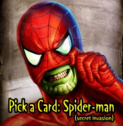 Pick a Card: Spider-man