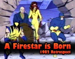 A Firestar is Born HeroClix