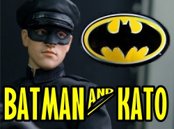 Batman and the Green Hornet and Kato