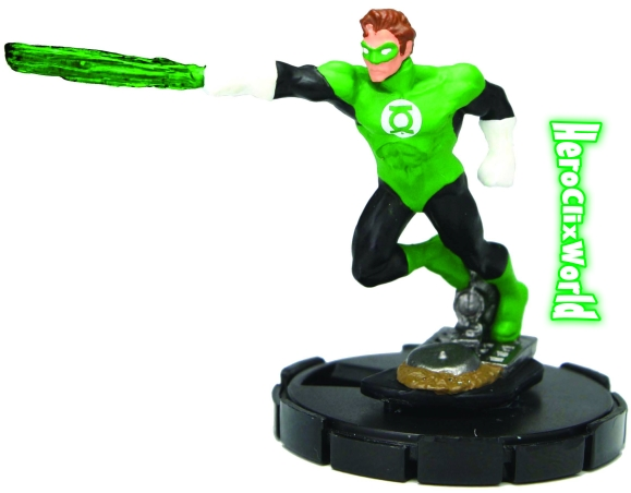 Free Comic Book Day HeroClix Green Lantern