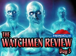 Watchmen HeroClix Review
