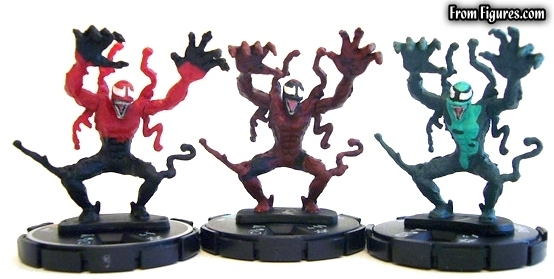 HeroClix Web of Spiderman Spoilers