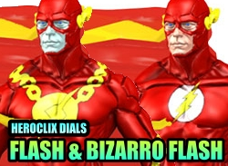 HeroClix Flash News