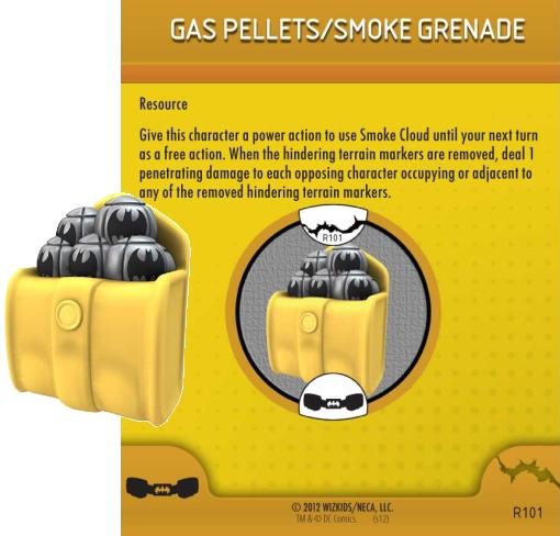 Gas Pellets