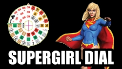 Supergirl Dial