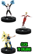 HeroClix Legion of Superheroes