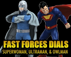 Fast Forces Trinity War Dials