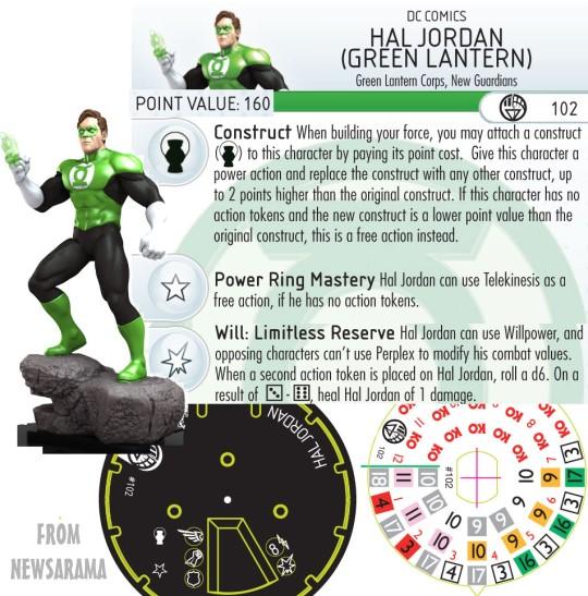 Free Comic Book Day Hulk Heroclix: War Of Light HeroClix Spoilers