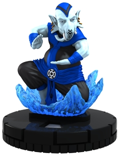 HeroClix Brother Warth War of Light