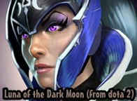 Luna of the Dark Moon