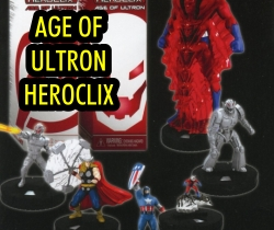 Age of Ultron HeroClix Images