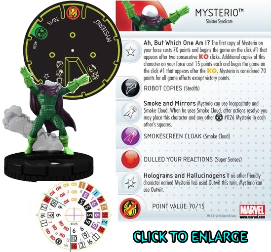 Amazing Spider-Man HeroClix