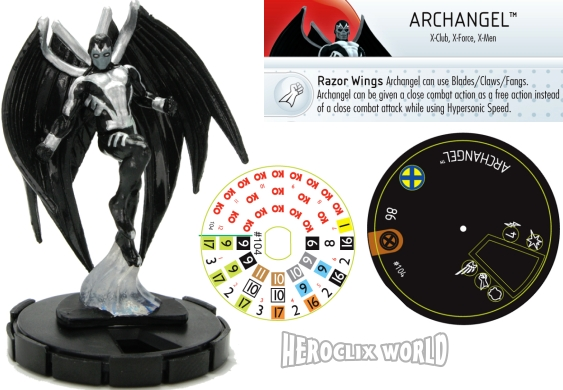 Giant Size X-Men preview Archangel
