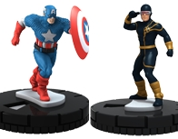 Avengers vs X-Men Captain America Cyclops