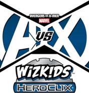 Avengers vs X-Men HeroClix Logo