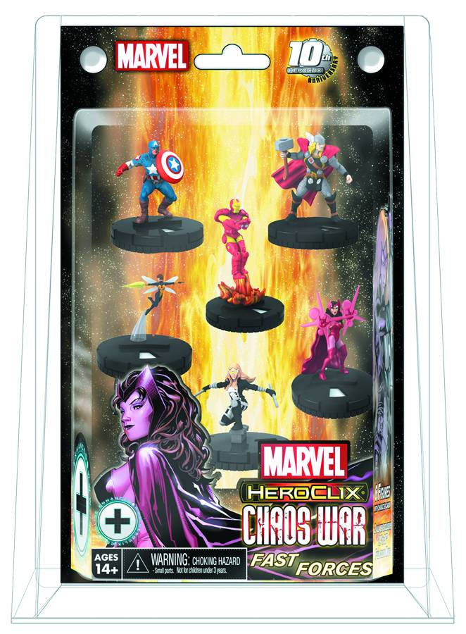 Marvel HeroClix Chaos War Fast Forces