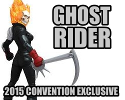 Ghost Rider Convention Exclusive