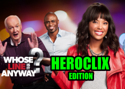 Whose Line is it Anyway HeroClix