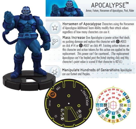HeroClix 2012 Convention Exclusive Apocalypse