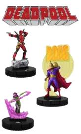 Heroclix World Deadpool Heroclix Spoilers