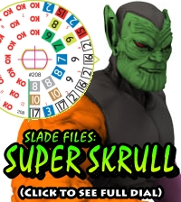Galactic Guardians Gravity Feed Super Skrull