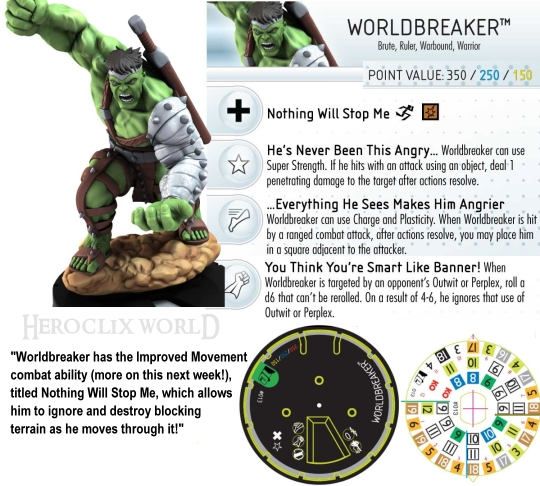 Free Comic Book Day Heroclix: MARVEL HeroClix 10th Anniversary Spoilers