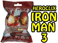 HeroClix Iron Man 3 Booster