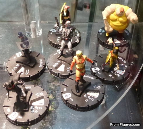 Wolverine and the X-Men HeroClix