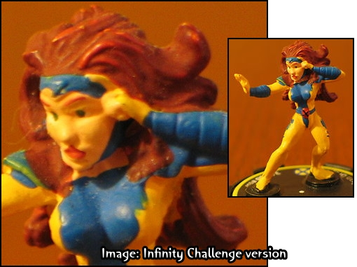 Jean Grey Infinity Challenge Version