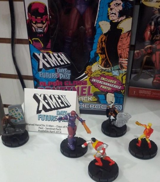 HeroClix Days of Future Past