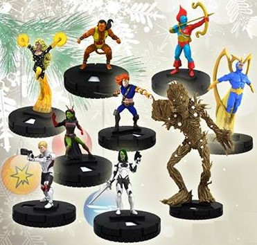 Guardians of the Galaxy HeroClix