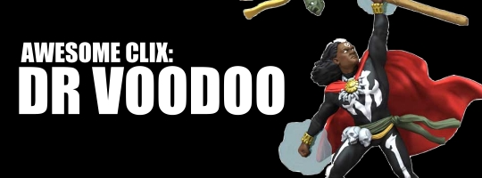 Awesome Clix: Dr Voodoo