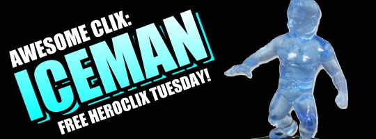 Awesome Clix: Iceman