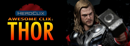 Awesome Clix: Thor