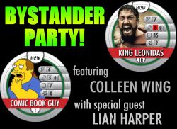 HeroClix World Bystander Party: Colleen Wing (and Lian Harper)