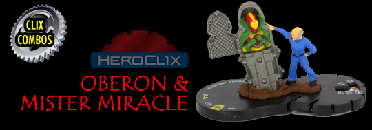 Clix Combos: Oberon and Mister Miracle