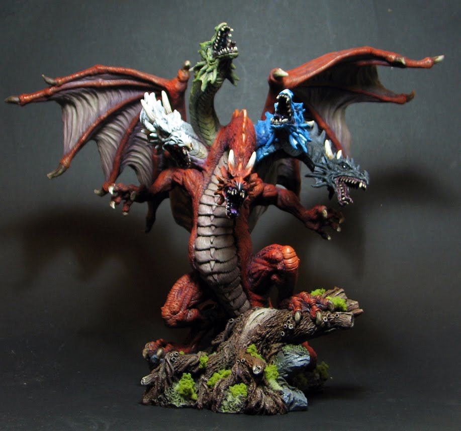 HeroClix World: ClixCraves: Dungeons and Dragons