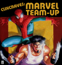 Heroclix ClixCraves: Marvel Team-Up
