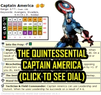 The Quintessential Captain America