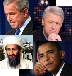 Bin Laden and Presidents