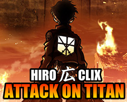 Attack on Titan Hiro Clix