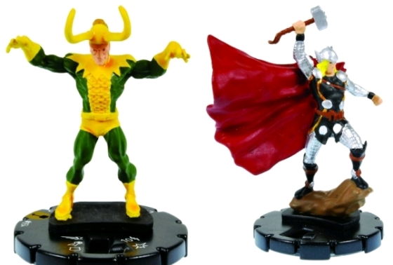HeroClix Hammer of Thor preview
